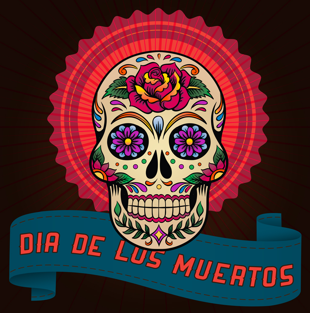 Fiesta del Día de los Muertos en México - Collège la champagne